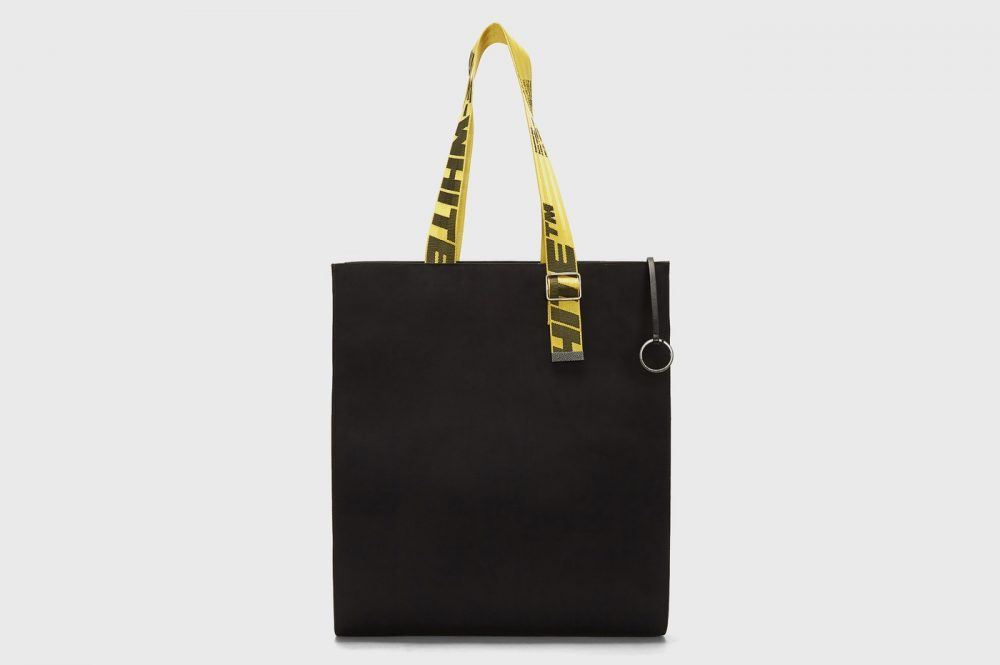 "https   hypebeast.com image 2019 08 off white puffy origami tote bag release 76 1000x665 - Off-White apuesta por el minimalismo para su nueva bolsa ""todoterreno"""