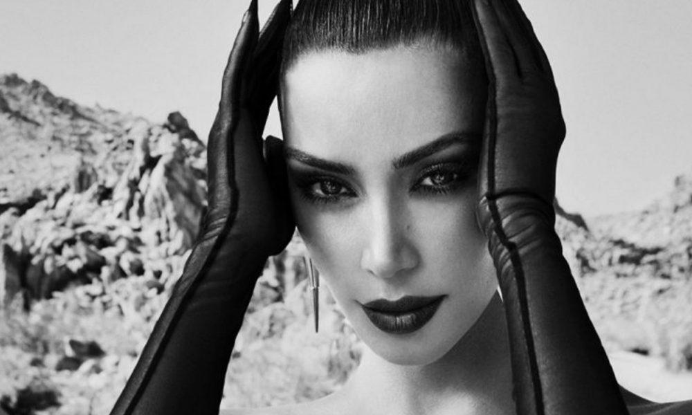 Kanye West entrevista a Kim Kardashian para Vogue Arabia