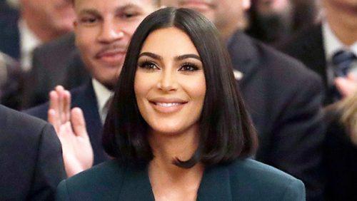 Kim Kardashian cambia el nombre de su marca de fajas tras la polémica