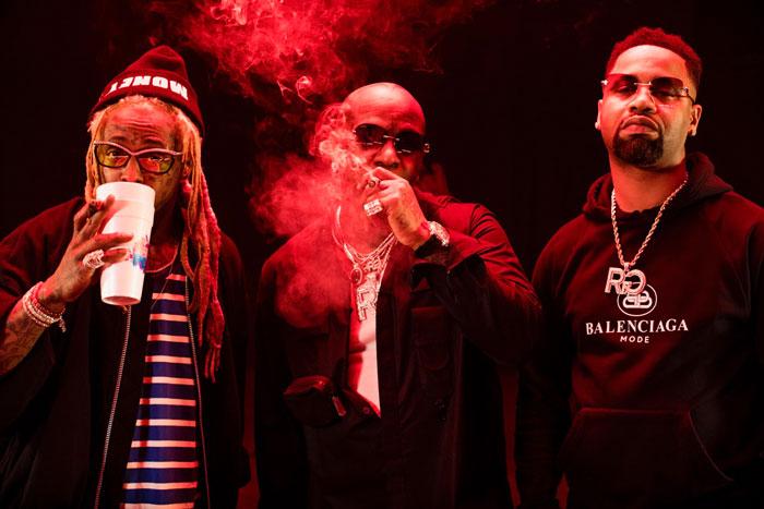 Lil Wayne, Birdman y Juvenile se unen en el single 'Ride Dat'