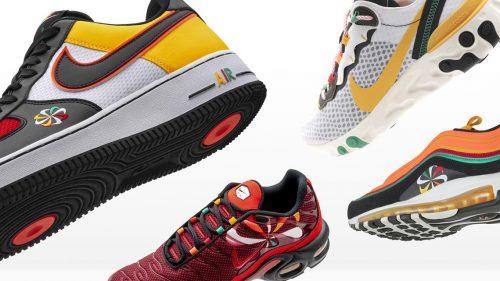 Nike pone fecha de lanzamiento a su esperadísima colección «Sunburst»
