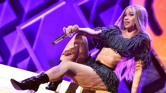 Cardi B cancela un concierto en Indianapolis por una amenaza
