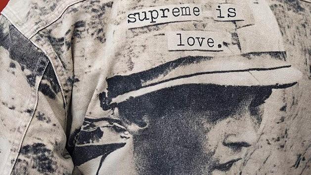 Supreme apuesta por «hacer el amor y no la guerra» en este otoño/invierno
