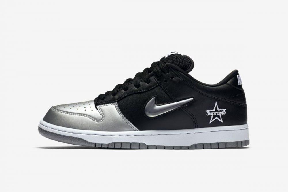 Nike y Supreme presentan las nuevas zapatillas SB Dunk Low