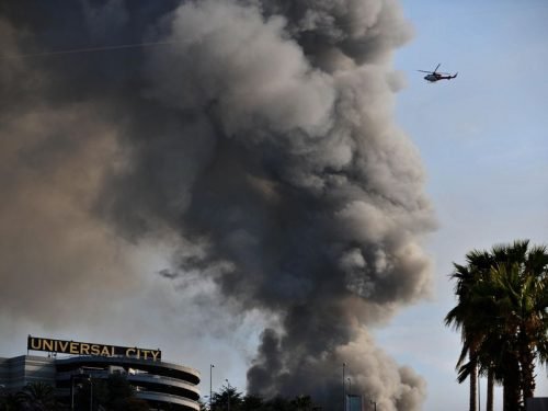 Universal asegura que el material de sus artistas no se quemó en 2008