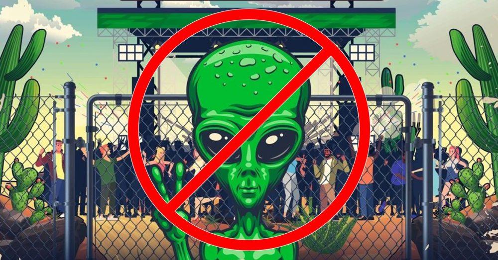 Malas noticias para los aliens: cancelan oficialmente el asalto al Área 51