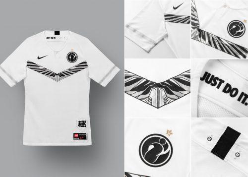 Nike presenta una colección de ropa junto a League Of Legends