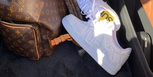 Travis Scott presenta las Nike Air Force 1 Low «Sunshine»