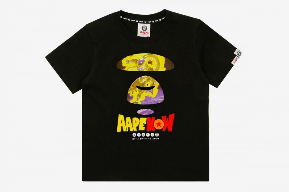 aape by a bathing ape dragon ball super broly collection 11 1000x667 - AAPE by A Bathing Ape presenta su segunda colección de Dragon Ball