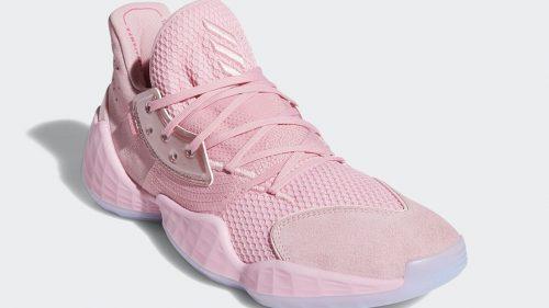Las adidas Harden «Pink Lemonade» ya tienen fecha de lanzamiento