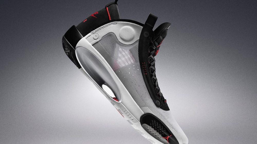 Nike presenta las Air Jordan XXXIV, sus nuevas y revolucionarias zapatillas