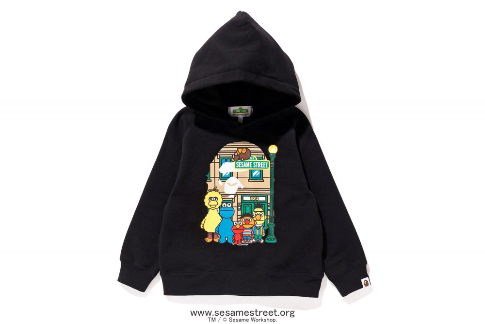 "bape sesame street collection lookbook 01 1000x667 - BAPE apuesta por ""Barrio Sésamo"" para su colección más adorable"