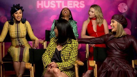 Cardi B, Jennifer Lopez y Lizzo nos traen el tráiler definitivo de 'Hustlers'