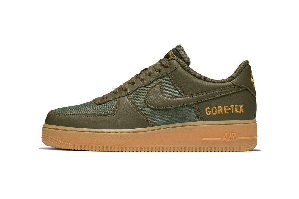 https   hypebeast.com image 2019 09 nike air force 1 high low gore tex pack fall 2019 release 1 1000x666 - Nike ya tiene listas las nuevas Air Force 1 de GORE-TEX