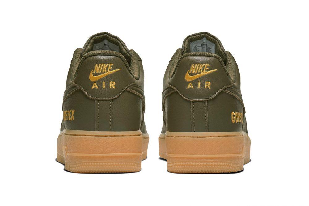 https   hypebeast.com image 2019 09 nike air force 1 high low gore tex pack fall 2019 release 4 1000x667 - Nike ya tiene listas las nuevas Air Force 1 de GORE-TEX