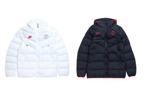 Nike, Jordan y el PSG siguen con su alianza con nuevas prendas para esta temporada