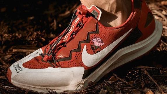 Las UNDERCOVER x Nike GYAKUSOU Pegasus 36 Trail están al caer