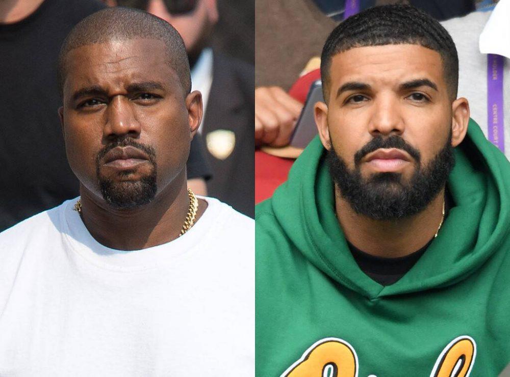 ¿Está Drake trolleando a Kanye con su nueva sudadera?