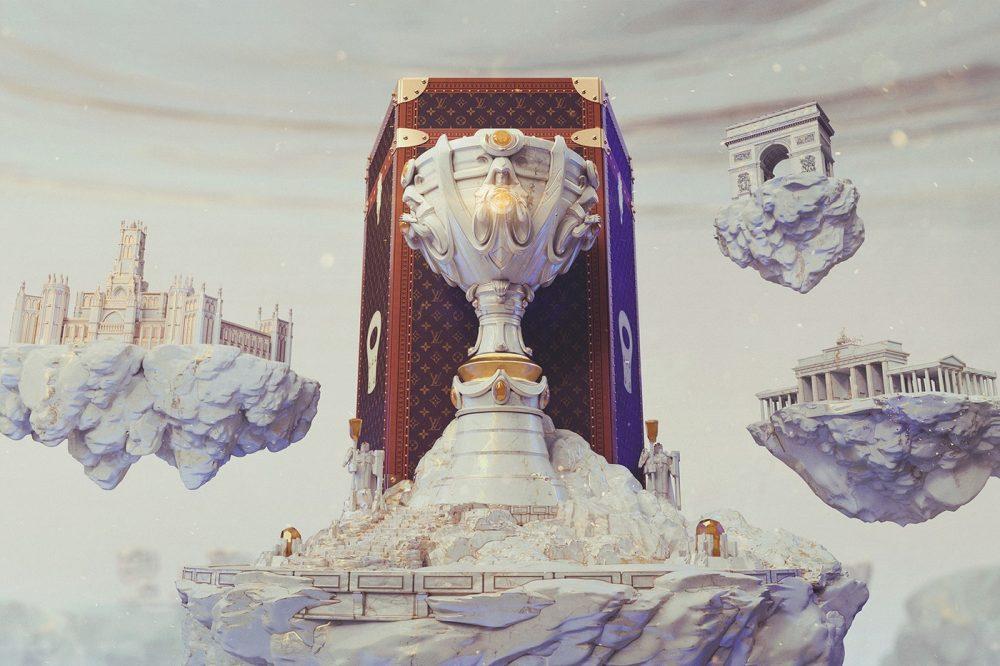 Louis Vuitton y League of Legends anuncian una colaboración conjunta