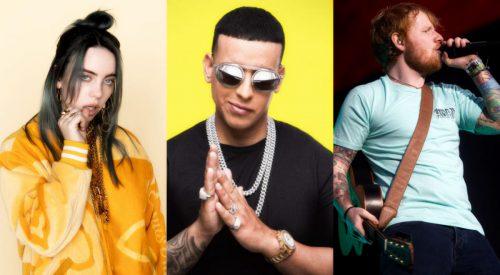 Estos son los artistas más escuchados de Spotify (Agosto 2019)