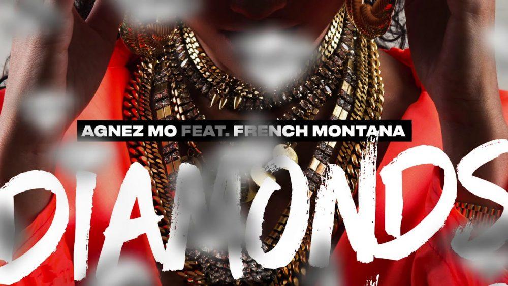 French Montana farda de 'Diamonds' junto a la indonesia Agnez Mo