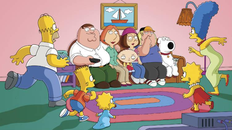 5 razones por las que «Padre de familia» es mejor que «Los Simpson» hoy en día