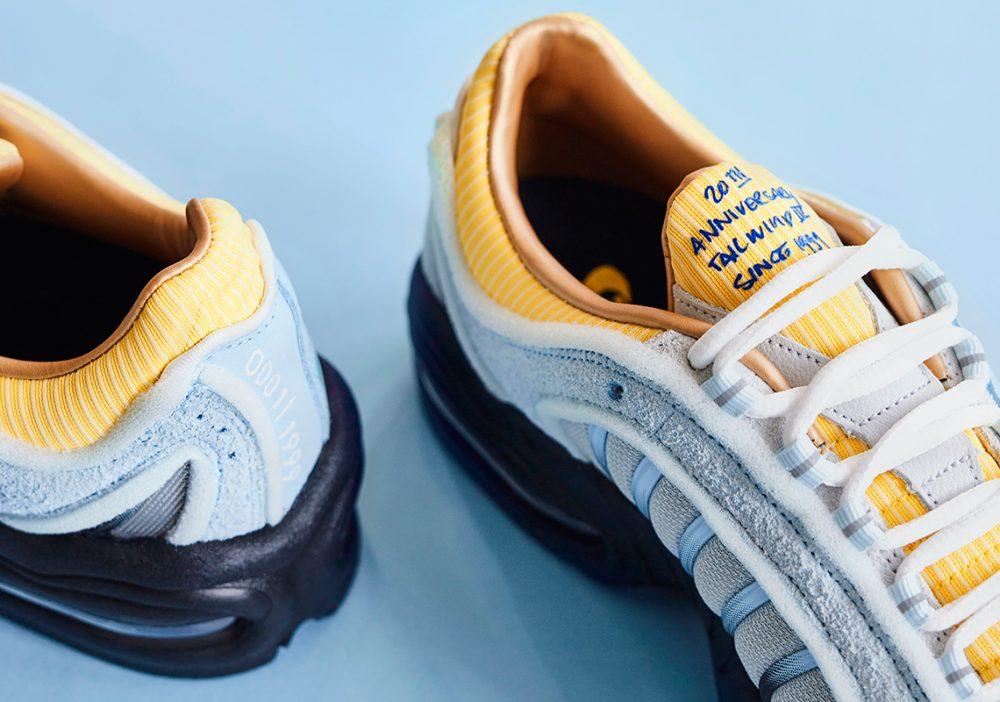 sns nike air max tailwind iv 20th anniversary ck0901 400 3 1000x702 - Sneakersnstuff celebra su 20º cumpleaños con un colorway de las Air Tailwind IV