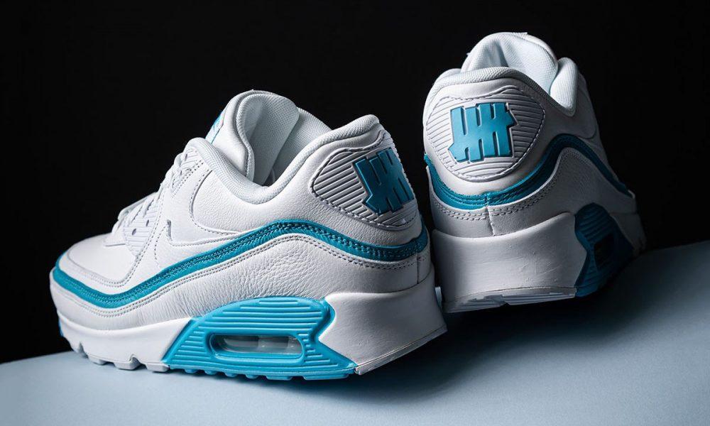 UNDEFEATED y Nike colaboran en una colección de Air Max 90