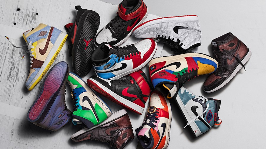 Nike presenta la especial colección de Air Jordan 1 «Fearless Ones»