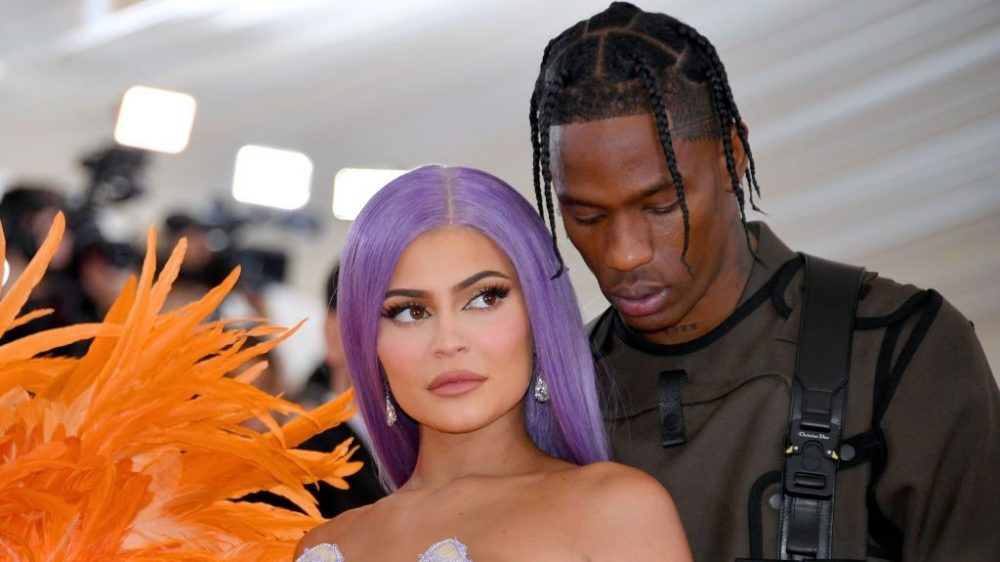 Travis Scott niega que rompiera con Kylie Jenner por las infidelidades