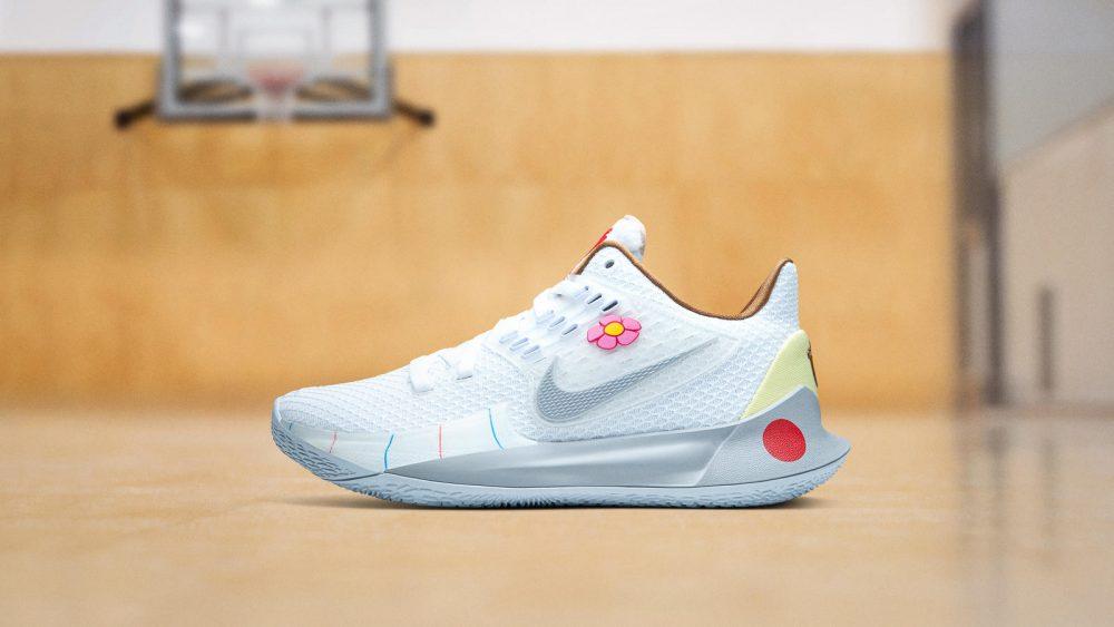 NikeNews NikeBasketball Kyrie Spongebob DSC 8070 1 hd 1600 1000x563 - La peculiar línea de Bob Esponja de Nike Kyrie vuelve a las tiendas