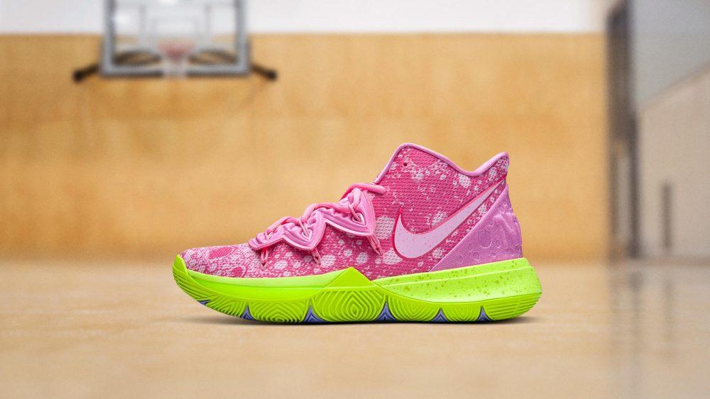 NikeNews NikeBasketball Kyrie Spongebob DSC 8073 1 hd 1600 1000x563 - La peculiar línea de Bob Esponja de Nike Kyrie vuelve a las tiendas
