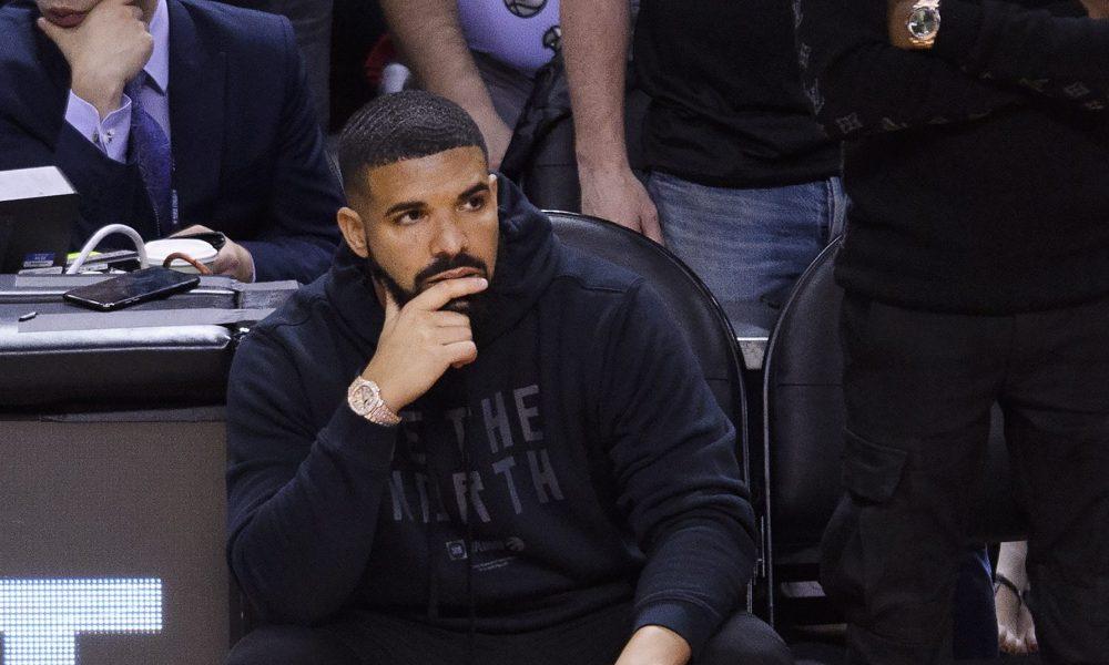 Grafitean tienda de OVO en Los Ángeles con una amenaza para Drake