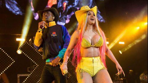 Lil Nas X y Cardi B son demandados por infringir el copyright en 'Rodeo'