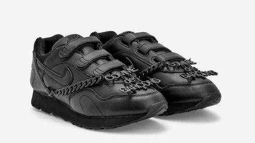 Nike y Comme Des Garçons lanzan las nuevas Outburst