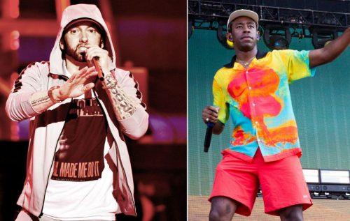 Tyler, The Creator sobre Eminem: «escoge siempre los peores beats»