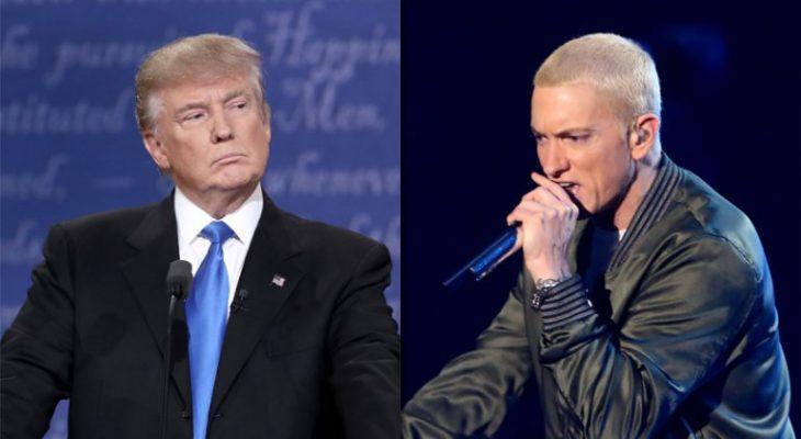 Eminem es investigado por los Servicios Secretos por sus letras