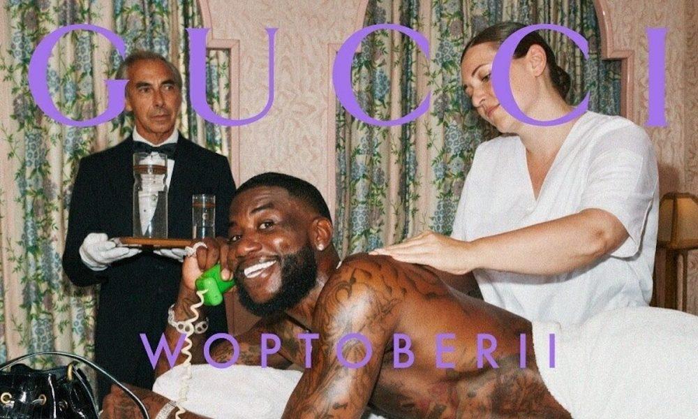 Gucci Mane se adueña de octubre con su nuevo trabajo 'Woptober 2'
