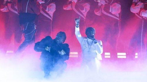 Young Thug y Gunna presentan 'Hot' en el show de Jimmy Fallon
