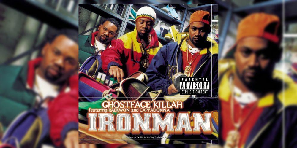 Se cumplen 23 años de 'Ironman' de Ghostface Killah: algunas claves