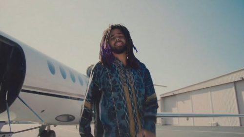 Dreamville lanza 'Down Bad', un vídeo protagonizado por J. Cole y Bas