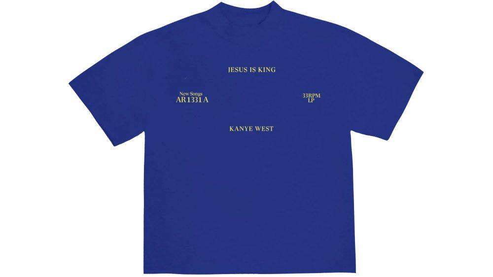 kanye west jesus is king official merch release 01 1 1000x562 - Kanye West acompaña 'Jesus Is King' con una línea de merchandising