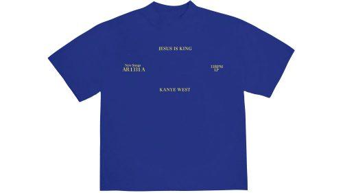 Kanye West acompaña 'Jesus Is King' con una línea de merchandising
