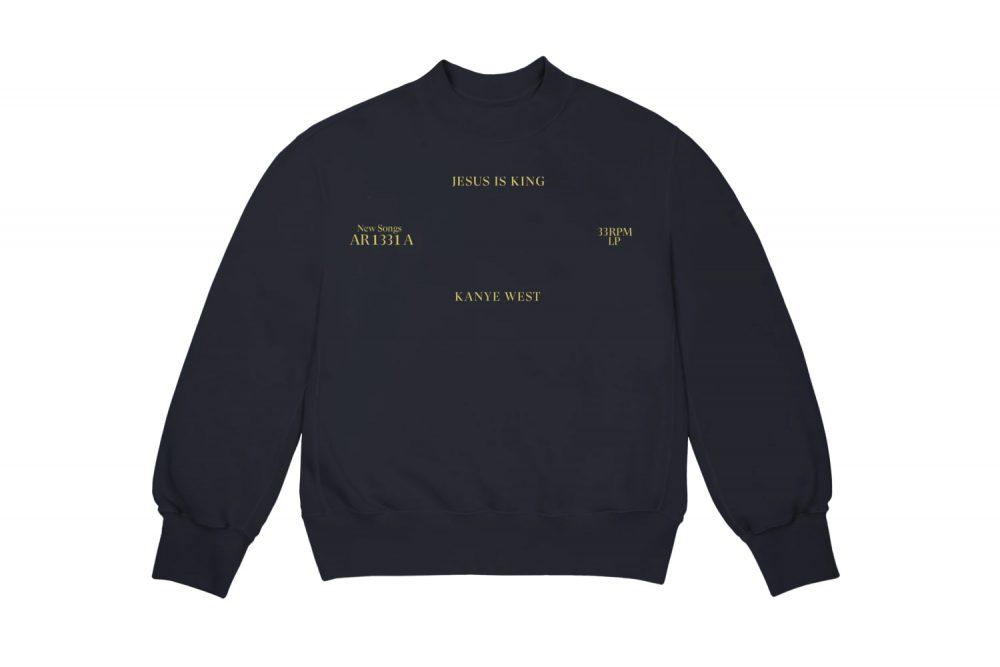 kanye west jesus is king official merch release 06 1 1000x667 - Kanye West acompaña 'Jesus Is King' con una línea de merchandising