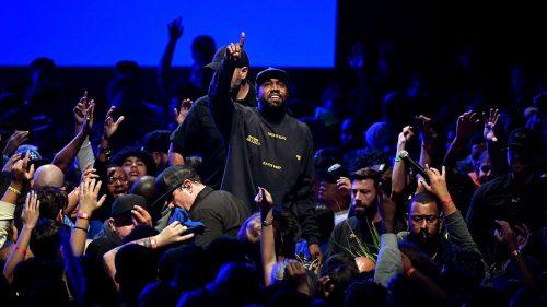 Kanye West revoluciona Los Angeles con el estreno de 'Jesus is King'