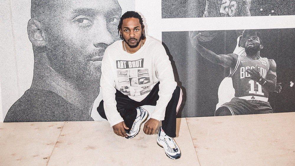 ¿Ha diseñado Kendrick Lamar las nuevas Nike React Element 55?