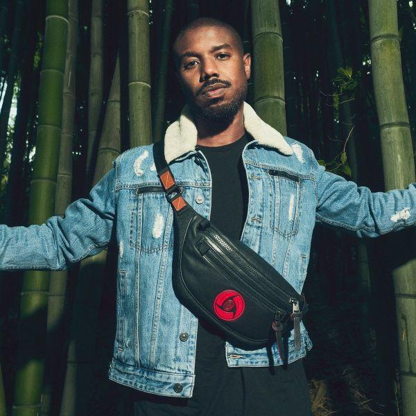 michael b jordan naruto ropa comercial 1 - Michael B. Jordan se inspira en Naruto para su primera colección de ropa