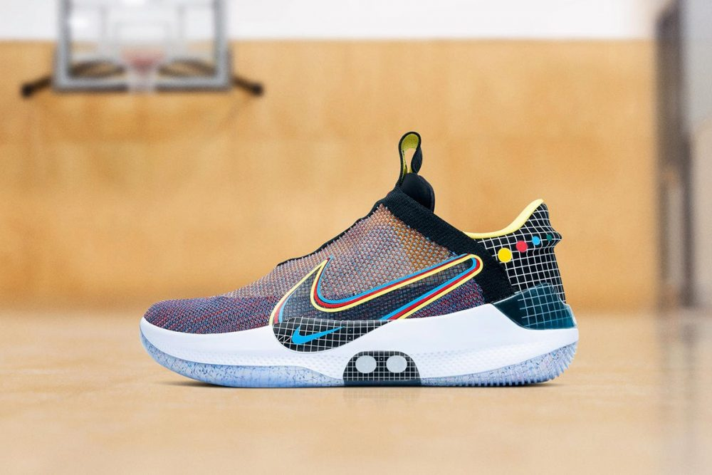 "nike adapt bb multicolor release date price 01 1 1000x667 - Nike sigue apostando por el color con las nuevas Adapt BB ""Multicolor"""