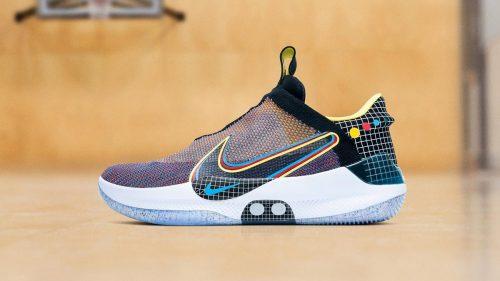 Nike sigue apostando por el color con las nuevas Adapt BB «Multicolor»