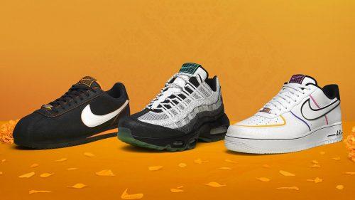 Nike lanza la colección «Day Of The Dead» justo a tiempo para Halloween
